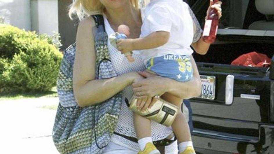 Gwen Stefani a un fils pourri gâté !