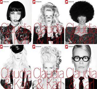 Claudia Schiffer, tout juste maman et déjà à la Une