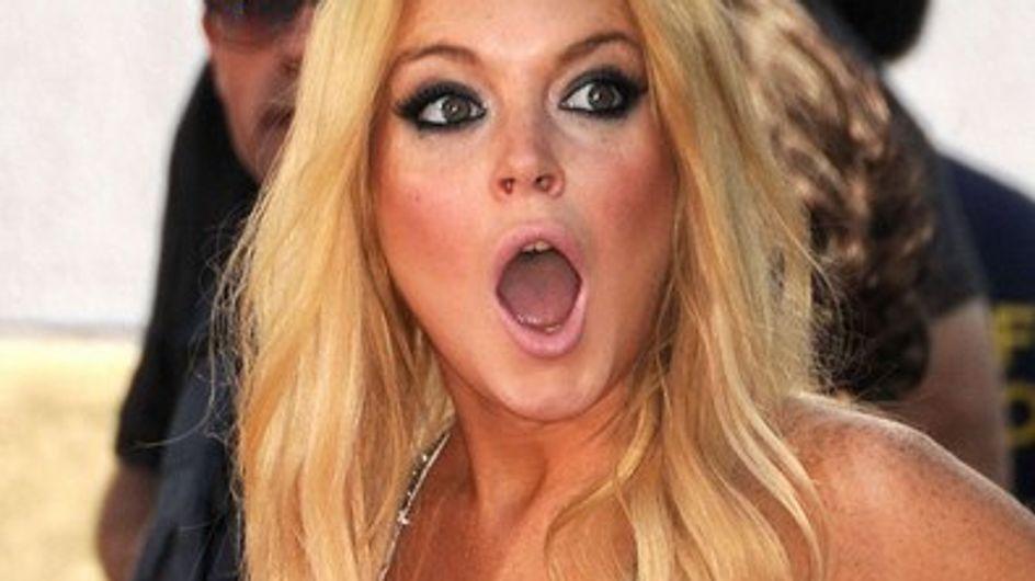 Lindsay Lohan : sous le coup d'un mandat d'arrêt...encore !