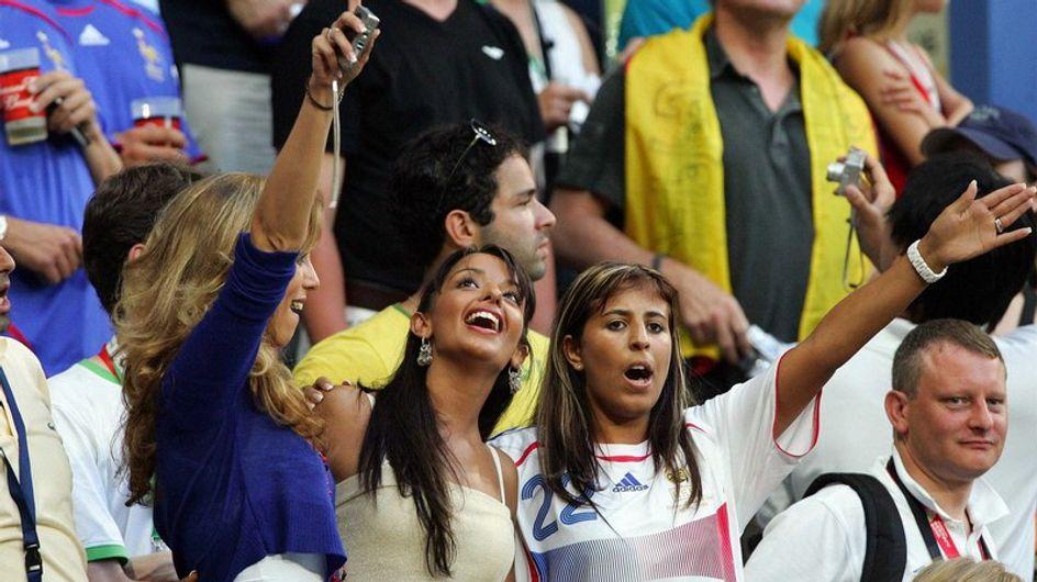 Coupe du Monde : les femmes des Bleus débarquent
