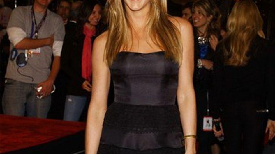 Jennifer Aniston topless dans son prochain film