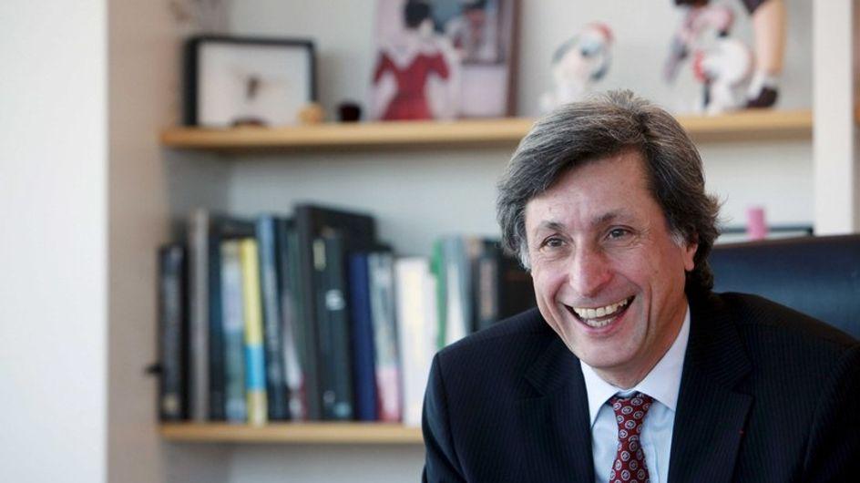 Patrick de Carolis fier de son travail à France Télévisions