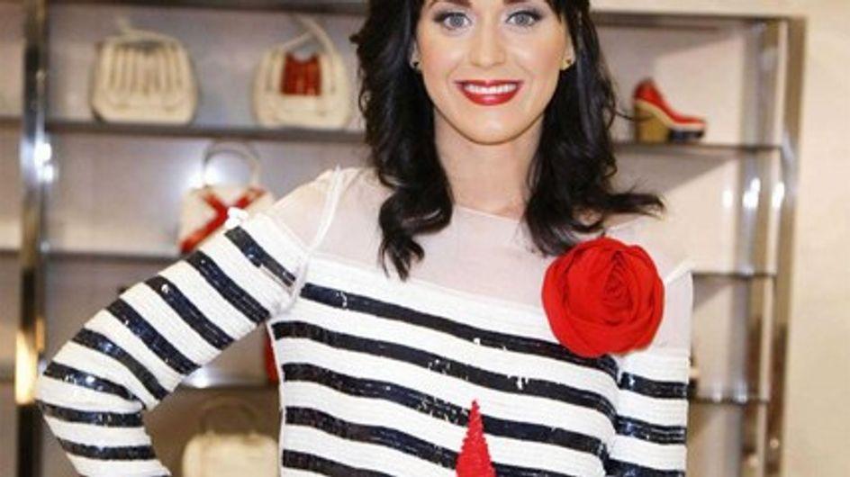 Katy Perry crucifie Lady Gaga