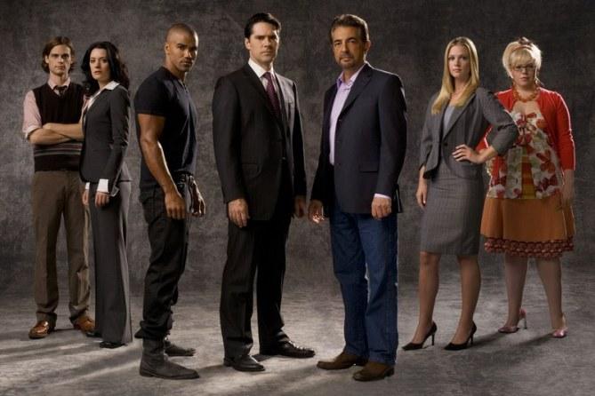 esprits criminels CBS