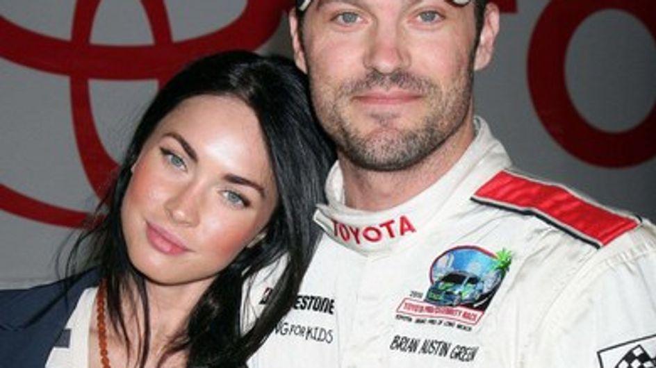 Megan Fox et Brian Austin Green se sont fiancés