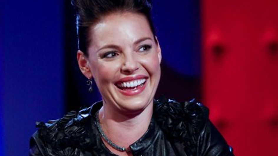 Katherine Heigl : ses confidences de maman