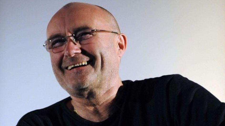 Phil Collins a la bougeotte