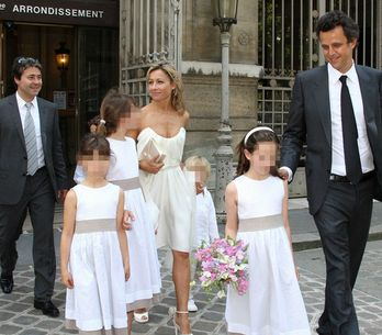 Anne-Sophie Lapix et Arthur Sadoun : les mariés du week-end