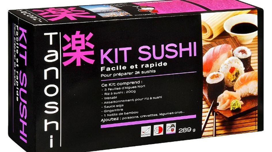 Le kit Tanoshi pour des sushis maison !