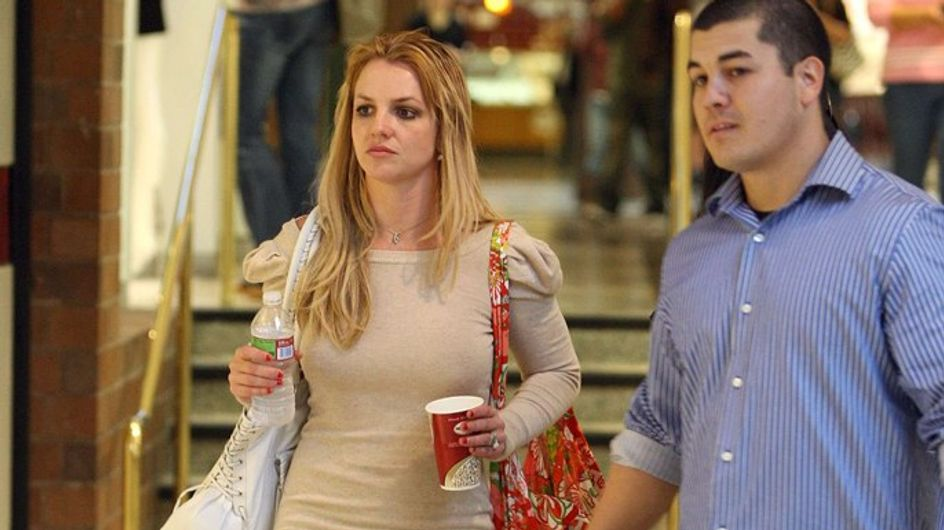 Britney Spears s'offre un shopping sexy