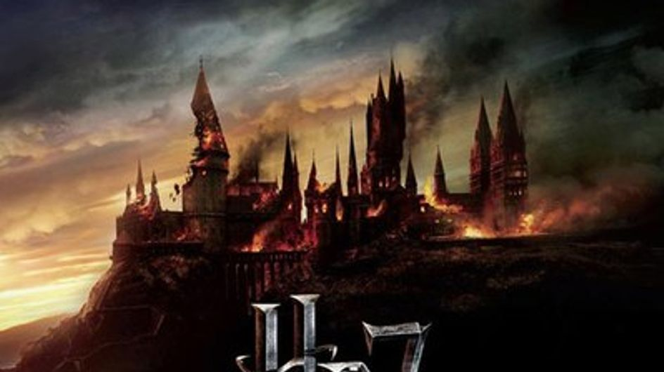 """Harry Potter 7"" : l'affiche dark"