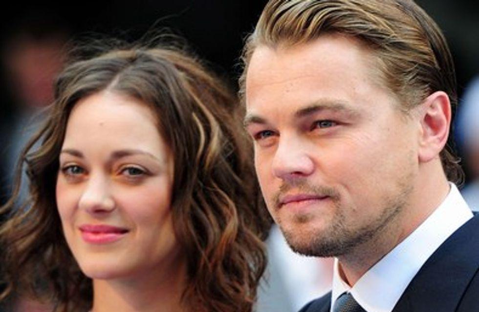 Leonardo DiCaprio séduit par Marion Cotillard