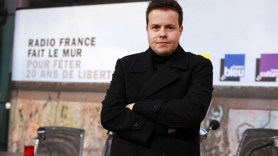 Nicolas Demorand explique son départ de France Inter
