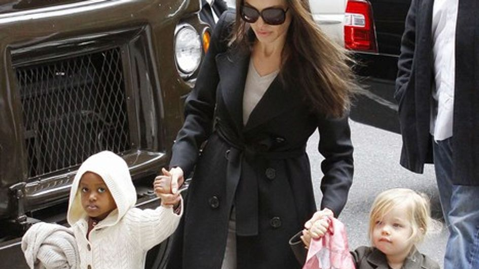 Angelina Jolie : ses confessions intimes sur Shiloh