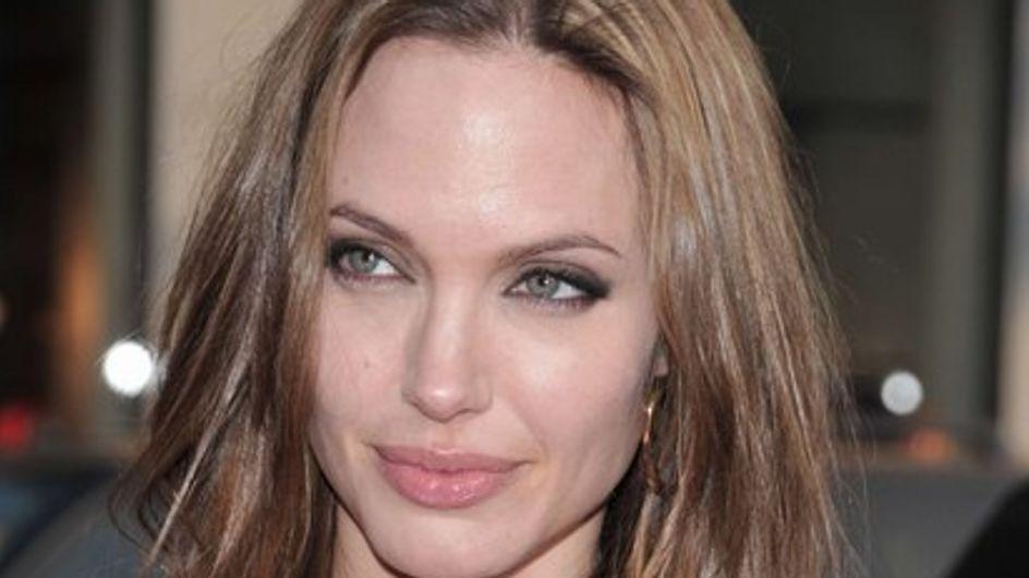 """Angelina Jolie : """"Brad est le meilleur pour cuire les oeufs et le bacon"""""""