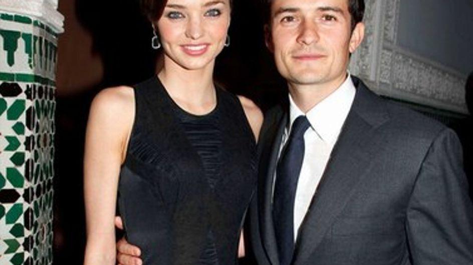 Orlando Bloom et Miranda Kerr : eux aussi se sont mariés en secret