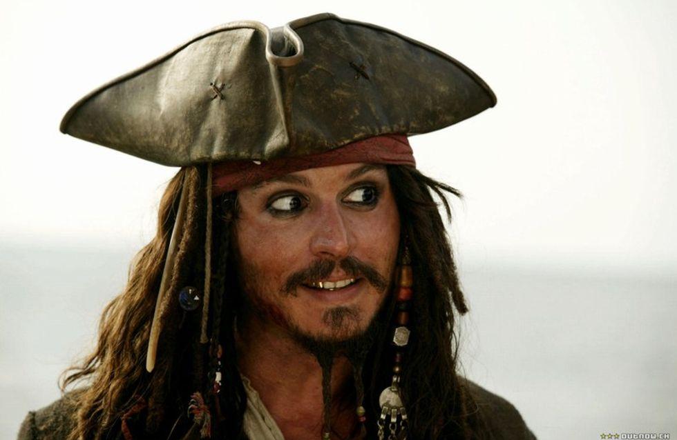 Vidéo : Jack Sparrow présente Pirates des Caraïbes 4