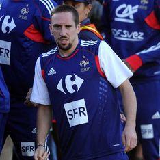 Franck Ribéry : ce qu'il a dit sur Zahia D.