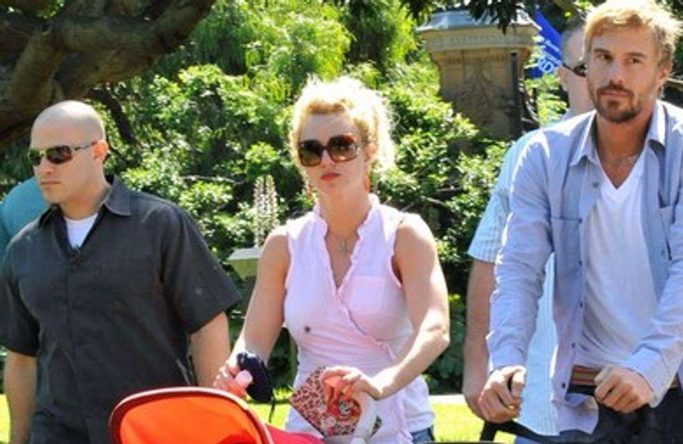 Britney Spears : elle a rencontré les parents de son amoureux