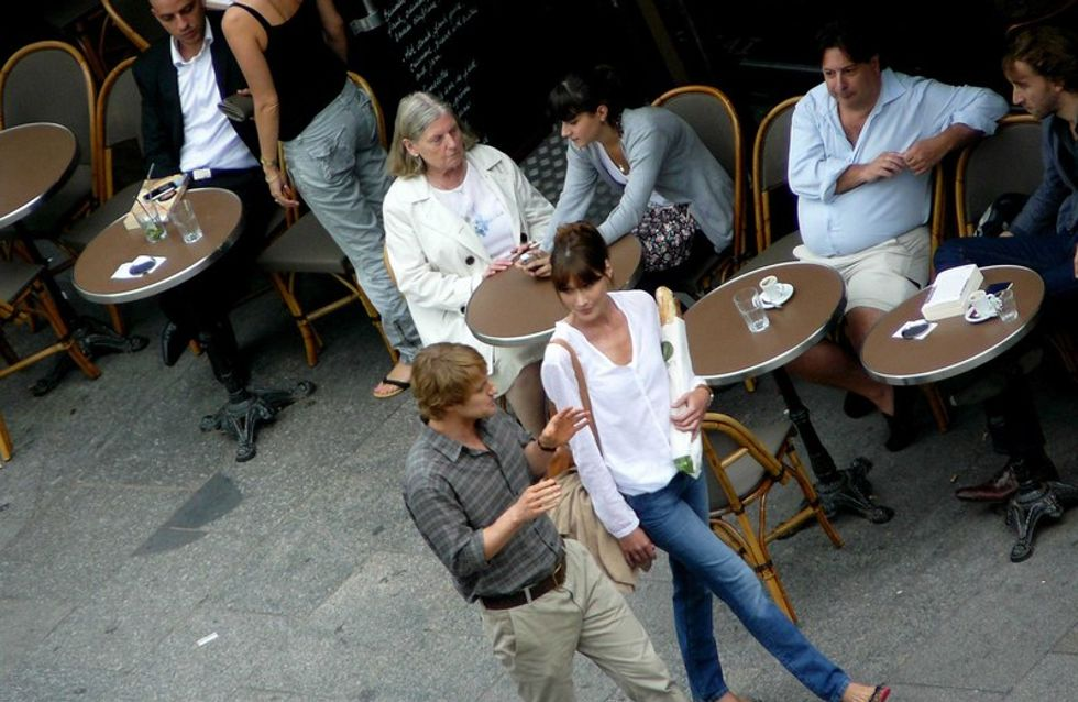 Carla Bruni actrice pour Woody Allen : la vidéo