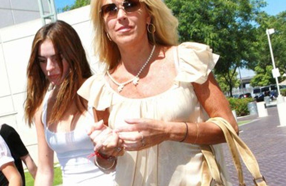 La mère de Lindsay Lohan : Elle est entre de bonnes mains