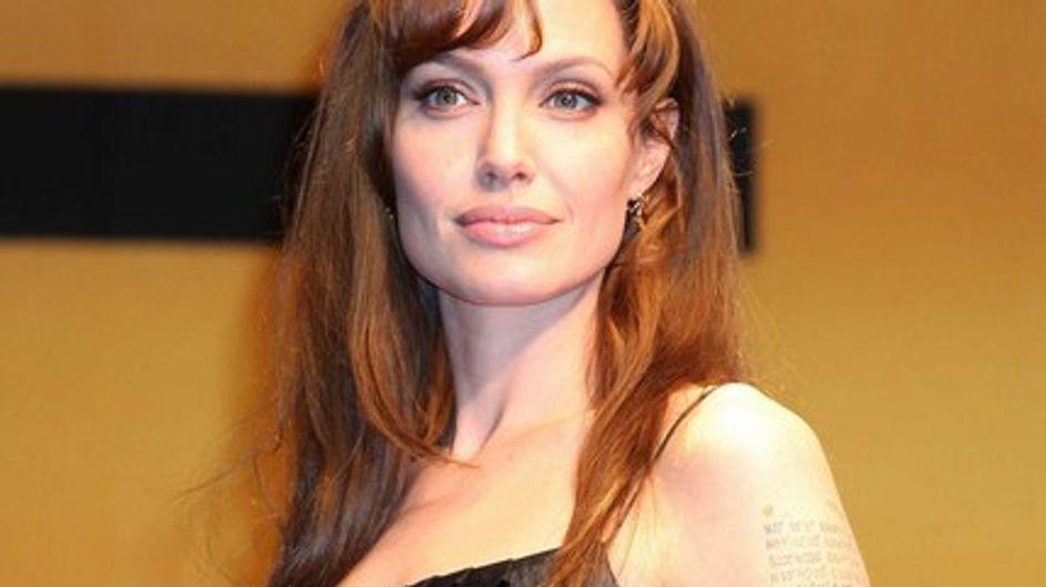 Angelina Jolie : droguée et suicidaire ?