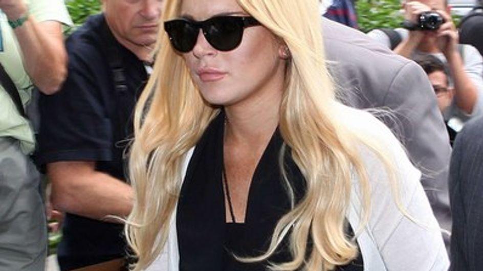 """La prison, une """"révélation spirituelle"""" pour Lindsay Lohan ?"""