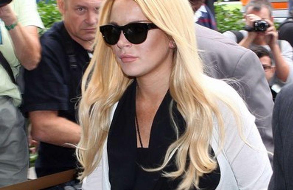 La prison, une révélation spirituelle pour Lindsay Lohan ?