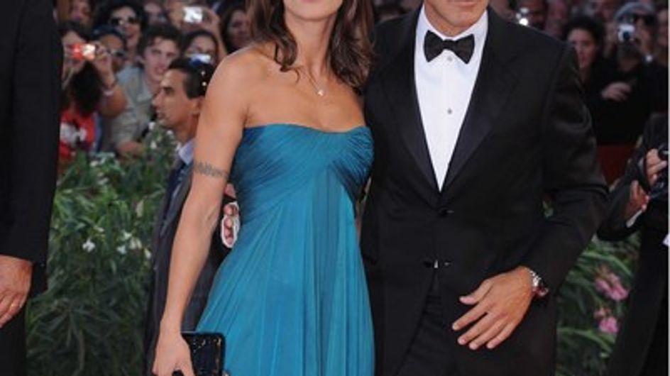 """Elisabetta Canalis : """"George Clooney a donné des couleurs à ma vie"""""""