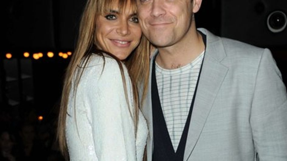 Robbie Williams va épouser Ayda Field demain
