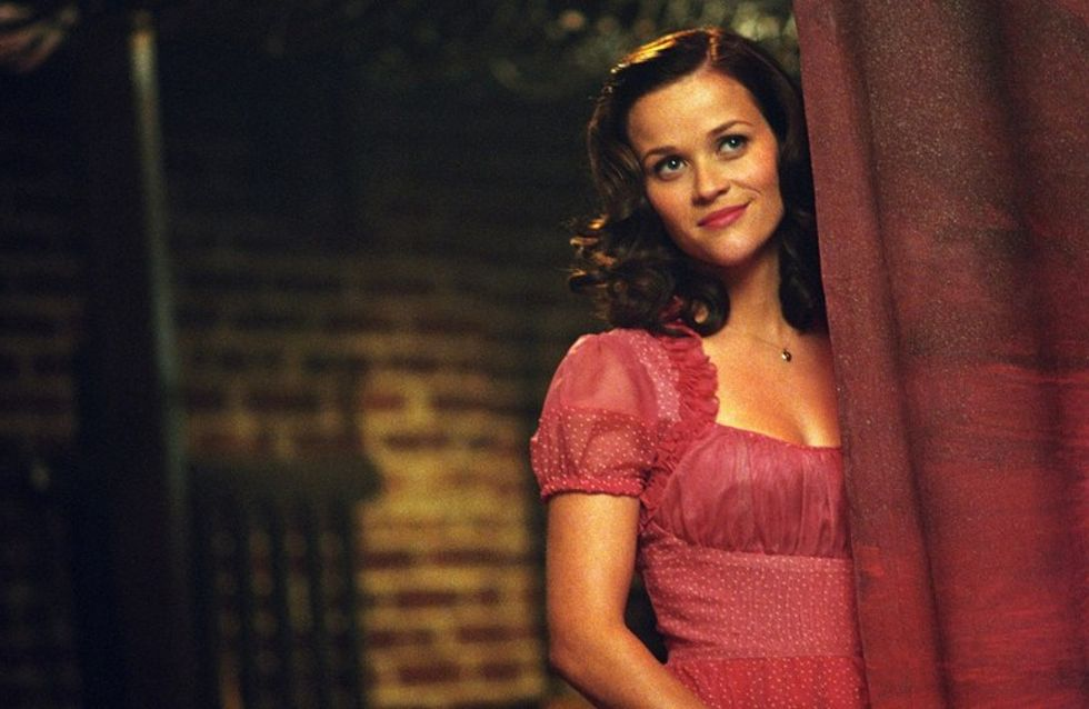 Reese Witherspoon se met au jazz