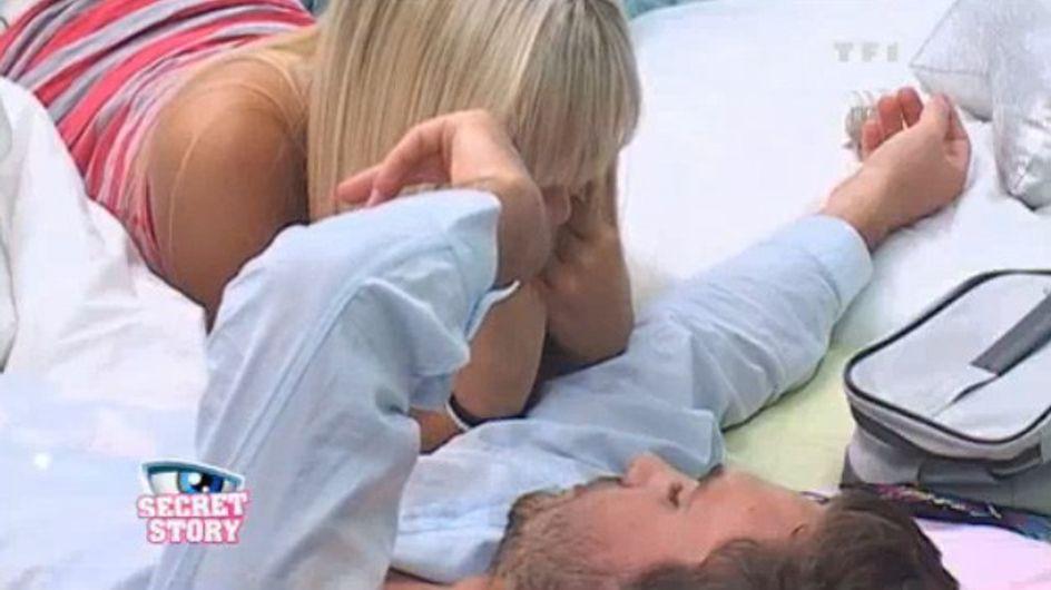Secret Story 4 : Stéphanie joue-t-elle avec Maxime ?