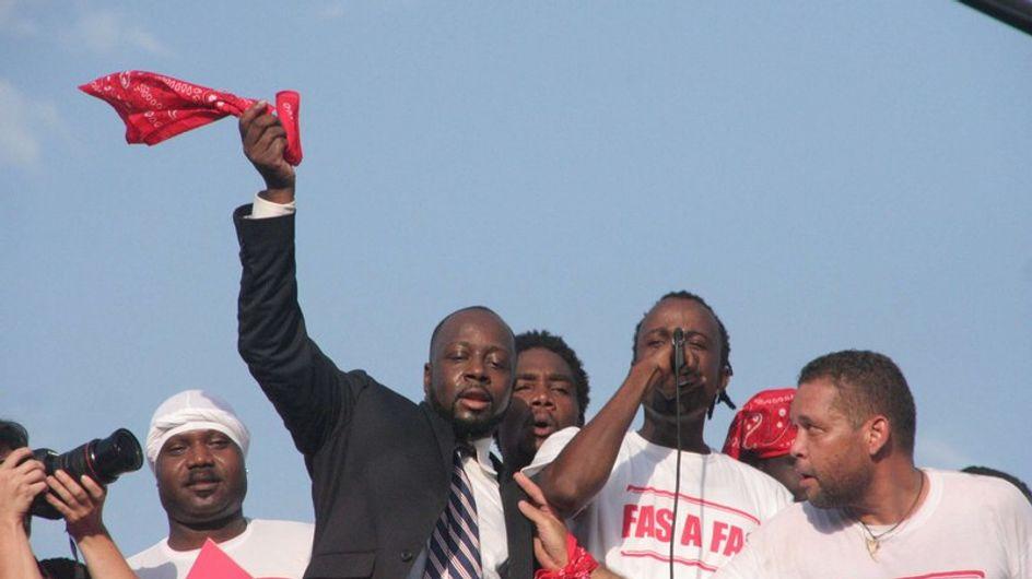 Wyclef Jean ne serait pas éligible comme président d'Haïti