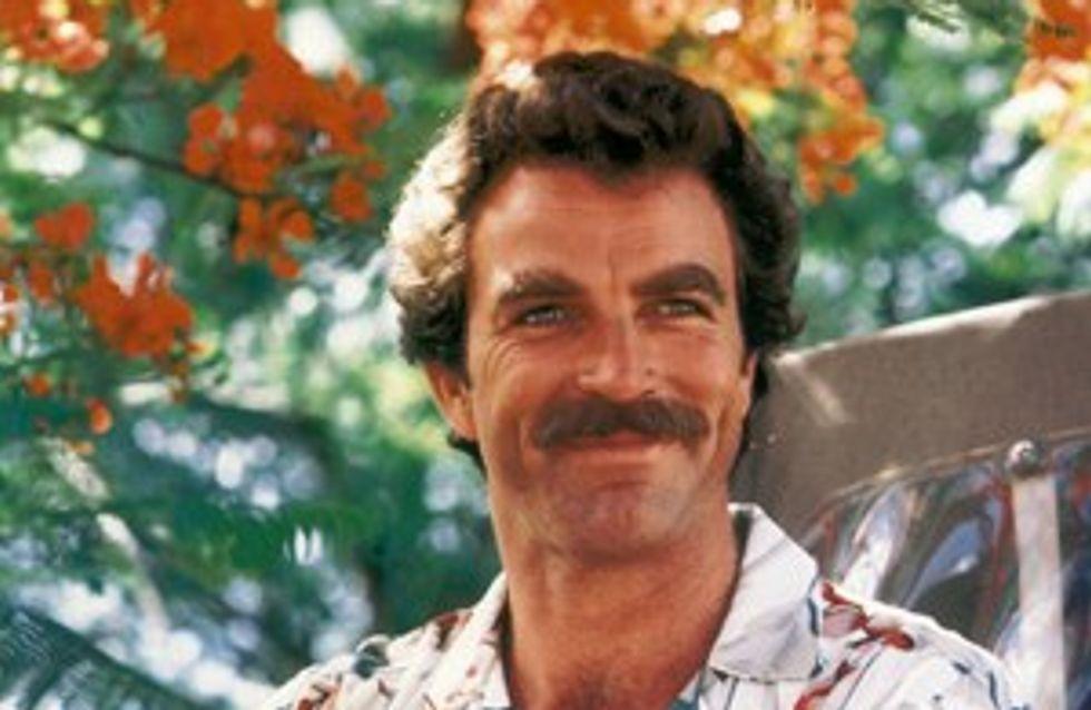 Tom Selleck : le héros de Magnum fait son come-back