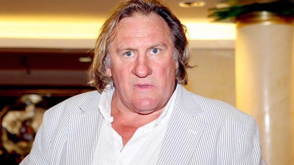 Gérard Depardieu se paye Juliette Binoche