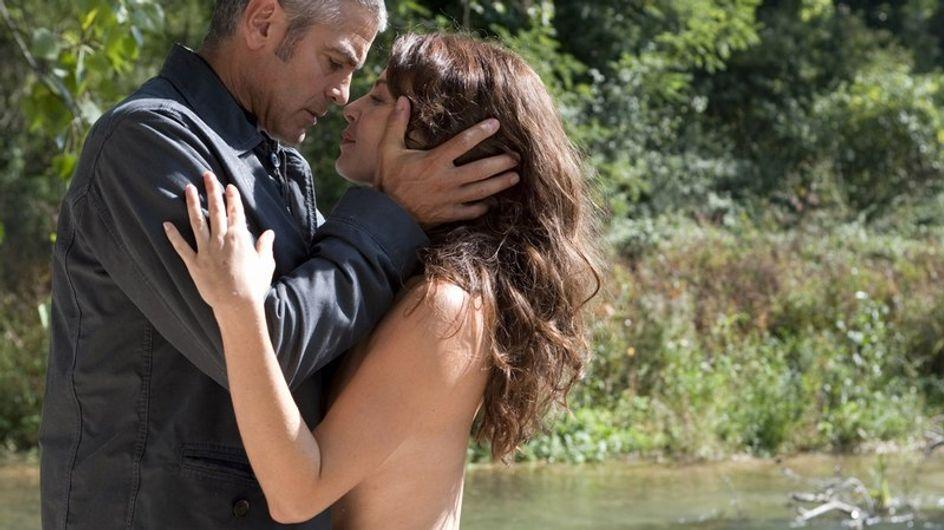 George Clooney mal à l'aise avec les scènes de sexe