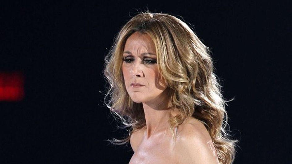 Céline Dion aurait été hospitalisée