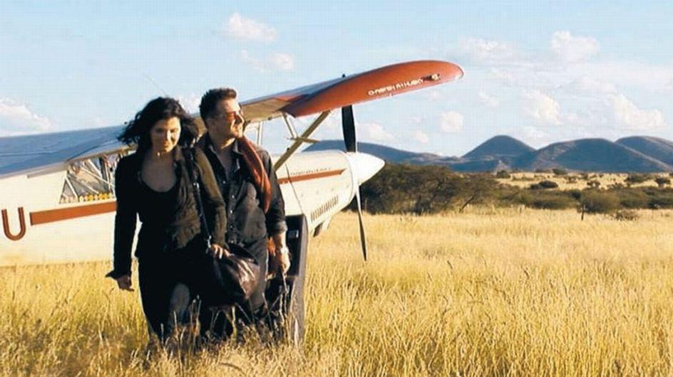 Bono et sa femme posent pour Louis Vuitton