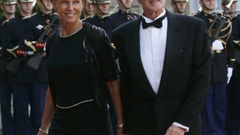 Christine Ockrent et Bernard Kouchner bientôt mariés ?