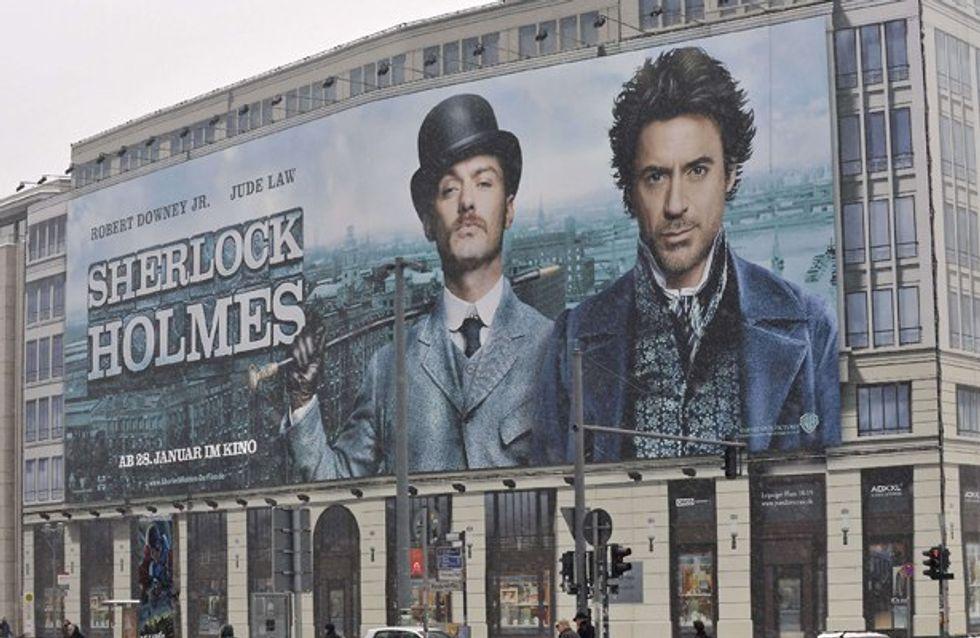 Noomi Rapace, de Millenium à Sherlock Holmes