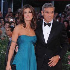George Clooney a rencontré la famille d'Elisabetta Canalis