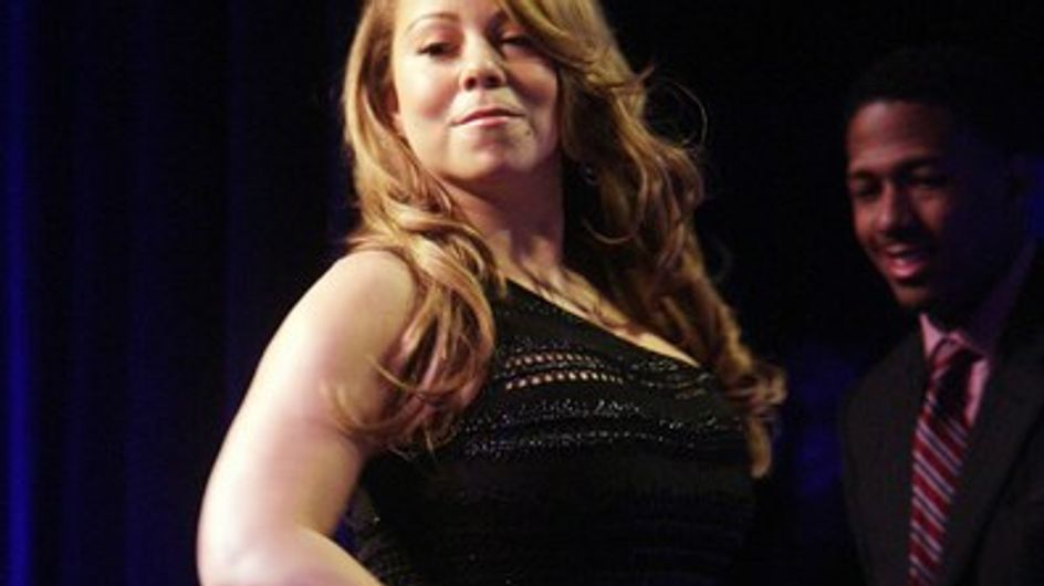 Vidéo : la gamelle de Mariah Carey sur scène