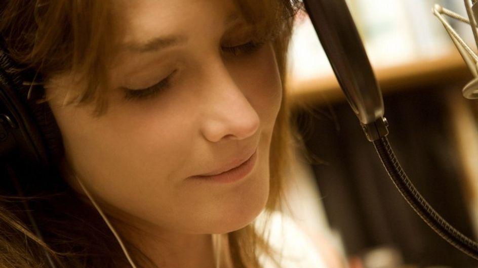Carla Bruni chante Bowie