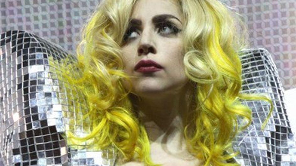 Lady Gaga s'associe à Giorgio Armani