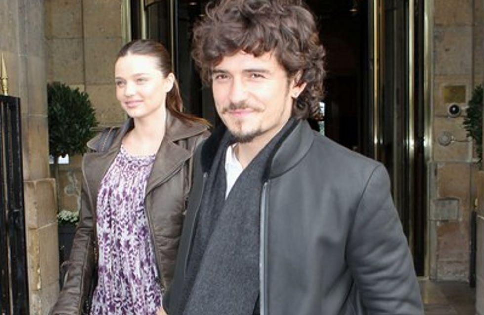 Miranda Kerr défile pour Balenciaga...enceinte de 5 mois !