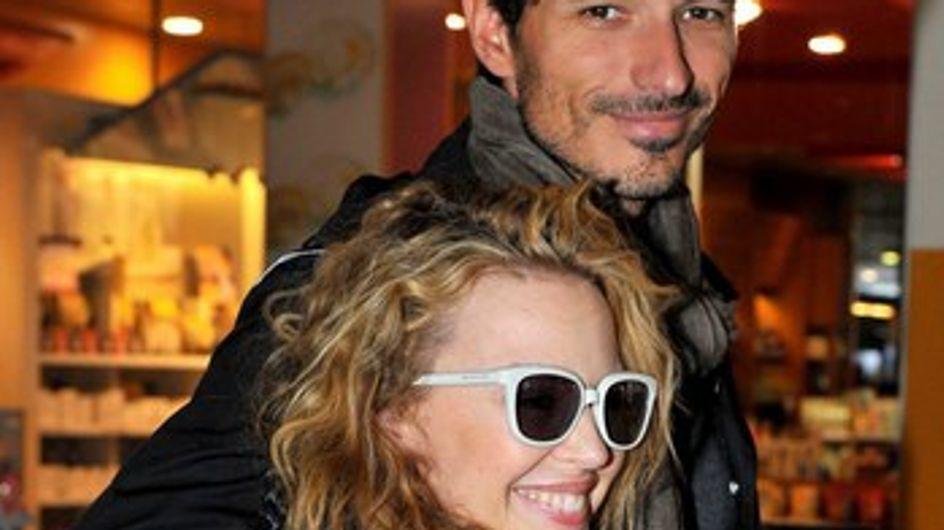 Kylie Minogue emménage avec Andres Velencoso à Londres