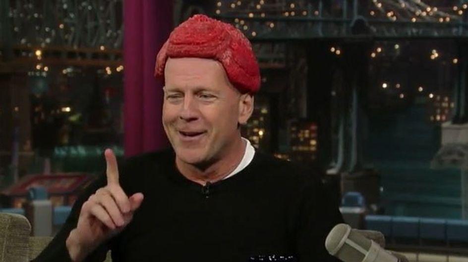 Vidéo : Bruce Willis fait sa Lady Gaga