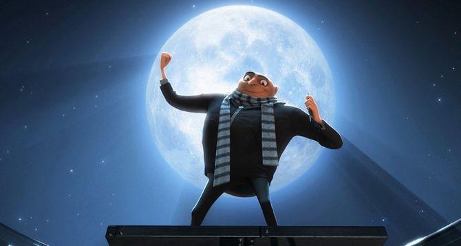 gru voler lune universal