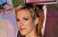 Photo : Lorie nue dans Paris Match