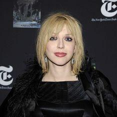 La photo de la honte pour Courtney Love, elle quitte Twitter